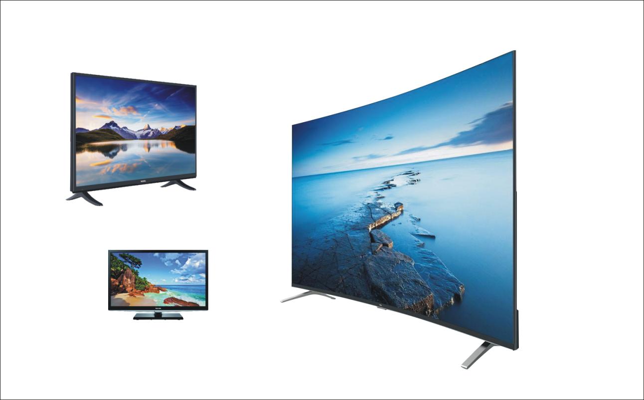 sewa smart tv lampung